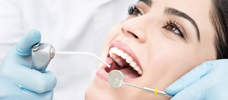 Your Pearly Whites can be spoiled by Teeth Cleaning Practice