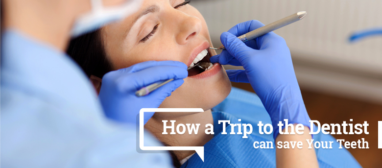 Dentist can save Your Teeth
